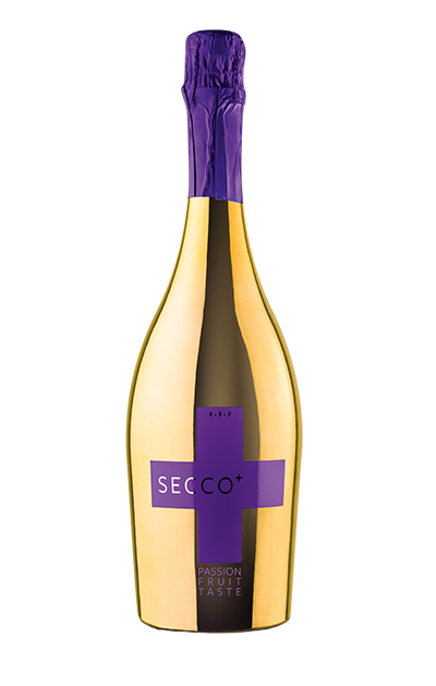 SECCO+ PASSION FRUIT TASTE